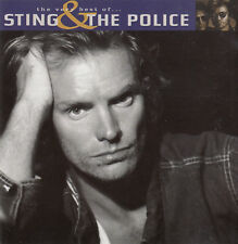 STING & THE POLICE - Very Best of - 2002 18 Track CD