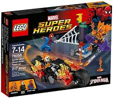 Lego Marvel Super Heroes 76058 Spider-Man: Ghost Rider Team-Up