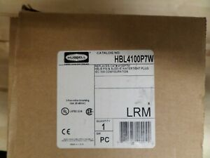 NEW HUBBELL HBL4100P7W PIN SLEEVE PLUG 100A 480V