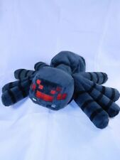 Minecraft Spider Plush Stuffed Toy Large Dark Gray Game Character Spin Master