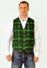 Celtic  tartan waistcoat vest 4 Kilts  SALE usually £79 SALE £34.99 all sizes