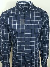 Mens Paisley Texture Long Sleeve Shirt Formal Dress Casual Was 30 Now (353 Sky Blue Cotton/blend 3xl