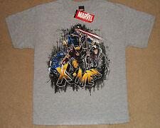 X-Men Cyclops Beast Wolverine Gambit Shirt Large NWT Official