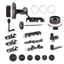 JTZ DP30 QR A/B Stop Dual Follow Focus  Cinema15mm/19mm Rocker Arm for BMPCC RED