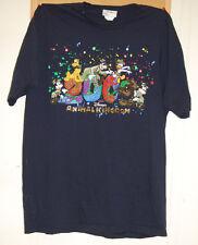 2009 Animal Kingdom Disney XL Dark Blue Tsirt