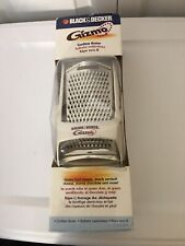 Black & Decker Gizmo Electric Cheese Chocolate Grater Cordless recharge GG200