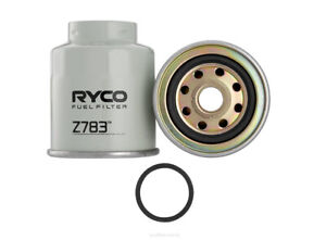 Ryco Fuel Filter Z783 fits Holden Rodeo RA 3.0 DiTD (TFR77), RA 3.0 DiTD 4x4 ...
