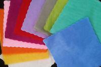 50x veli velo di fata tulle organza tanti colori quadrato per bomboniere fai da