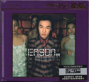EASON CHAN 陳奕迅 Shall We Dance Shall We Talk LIMITED EDITION LPCDM2 CD + S/N 0210