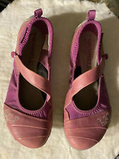 MERRELL US 7 Barefoot Wonder Glove Mulberry Leather & Nylon Minimalist Shoes