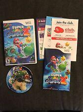 Super Mario Galaxy 2 [Complete!!] (Nintendo Wii, 2010)