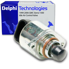 Delphi Idle Air Control Valve for 1999-2006 GMC Sierra 1500 - Fuel Injection wf