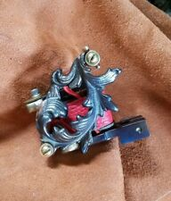 Tattoo machine handmade