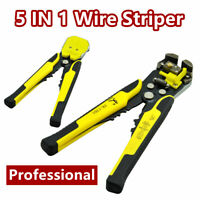 Professional Automatic Wire Striper Cutter Stripper Crimper Terminal Tool Pliers