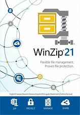 NEW Corel WinZip 21 Standard Software DOWNLOAD Version FAST SHIPPING Original