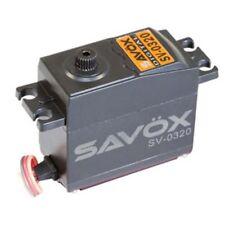 Savox SV0320 - R/C Accessory - Hv Digital Servo 6kg/0.13s7.4v