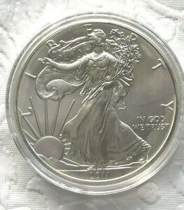 2011 US Mint American Eagle 1 oz. silver bullion coin