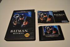 Batman Returns Sega Mega Drive
