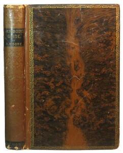1884 ANTIQUE COOKBOOK FARM GUIDE HOME MEDICAL BEES SOAP WOOD METAL WORK MECHANIC