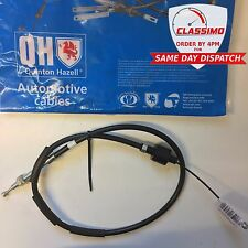 Clutch Cable for FORD CORTINA MK 3 4 & 5 - 1.6 & 2.0 OHC Pinto - Quinton Hazell
