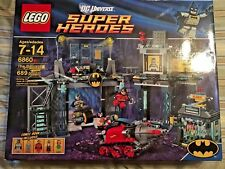 LEGO Super Heroes The Batcave 6860 - Retired Set