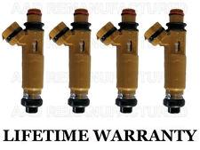 UPGRADE Genuine DENSO 4x Fuel Injectors for  01 02 03 04 05 Mazda Miata 1.8l