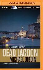 An Aurelio Zen Mystery: Dead Lagoon 4 by Michael Dibdin (2015, MP3 CD,...