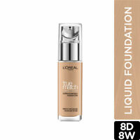 L'Oreal Paris True Match Super-Blendable Foundation -8D8W Golden Cappuccino 30ml