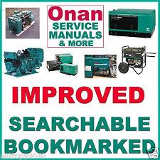 onan genset in parts accessories ebay rh ebay ca Onan Generator Parts Diagrams Onan Parts Lookup by Model