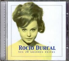 ROCIO DURCAL - Sus 20 Grandes Exitos - SPAIN CD Brisa 2001 - Cancion De Juventud