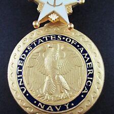 U.S. NAVY AND MARINE CORPS DISTINGUISHED SERVICE MEDAL ORDER - RARE ORIGINAL