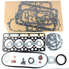 V1902 Engine Full Set Gasket Kit For Kubota Bobcat Skid Loader Tractor Equipment