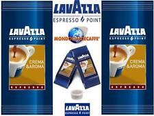 200 CIALDE CAPSULE CAFFE LAVAZZA ESPRESSO POINT CREMA E AROMA FRESCHE ORIGINALI!