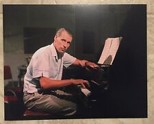Sir George Martin Signed 8 X 10 Photo Autographed Beatles Producer