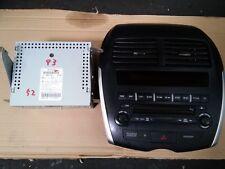 mitsubishi asx3,1.8 did,genuine mp3,cd player P/N 8701A352