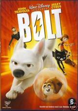 BOLT : WALT DISNEY - NIEUW - NL - VLAAMS - ENGELS - DVD