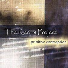 Primitive Contraption  The Kerihs Project  Audio CD