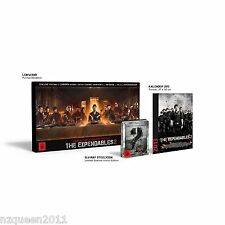 The Expendables 2 - Back for War(Limited Super Deluxe Edition)(Steelbook)Bluray