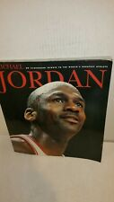 Michael Jordan the World's Greatest Athlete magazine First Edition