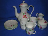 Bareuther/Waldsassen 16 pc. demitasse tea/coffee set - no. 164