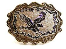 Rockmount Ranch Wear American Eagle Belt Buckle