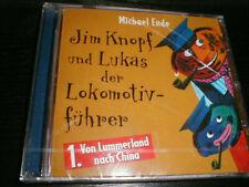 Michael Ende SEALED German CD Jim Knopf und Lukas der Lokomotiv-Fuehrer Deutsch