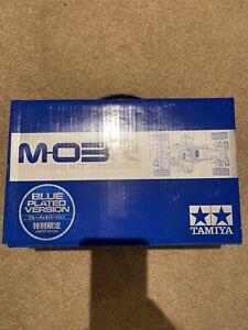 Tamiya M03-R Chassis Kit (blue Plated Version) NIB 84023 (M01 M02 M04)