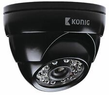 CAMERA SURVEILLANCE MAISON SECURITE DOME INFRAROUGE ETANCHE EXTERIEUR 700 TVL