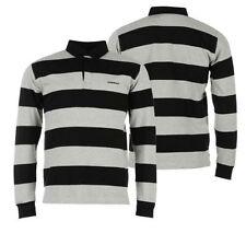 Camisas y polos de hombre en color principal gris 100% algodón talla L