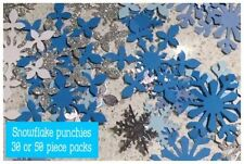 Punchies Blue Scrapbooking