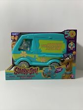 Scooby-Doo Mystery Machine & Fred Action Figure Exclusive 50 Years New Toy