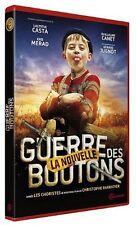DVD *** LA NOUVELLE GUERRE DES BOUTONS ***    ( neuf emballé )