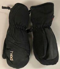 New listing Head Outlast Youth Mittens Black Size Small Very Good Pre-Owned Condition