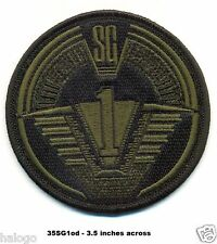 SG-1 3.5 INCH OLIVE DRAB PATCH - 35SG1od